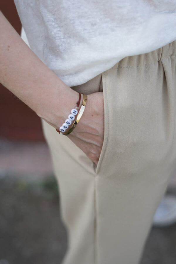 pantalone donna sartoriale